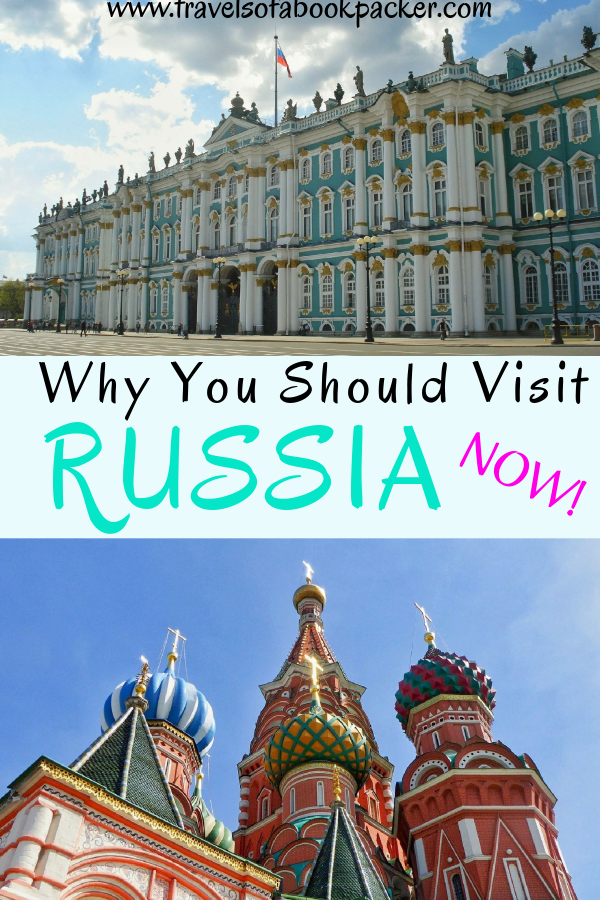 Want to explore something new? Read about why Russia should be next on your travel list.  #russia #moscow #stpetersburg #travel #explorerussia #travelrussia #europe