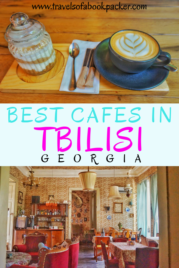 Are you looking for a great cafe in Tbilisi? Here is your guide to the coolest cafes in Tbilisi. From where to get great coffee in Tbilisi to the best breakfast, brunch and vegetarian cafes in Tbilisi this is all the info you need! #Tbilisi #cafes #Georgia #bestcafes #bestcafestbilisi #Caucasus #bestcoffee #coffee