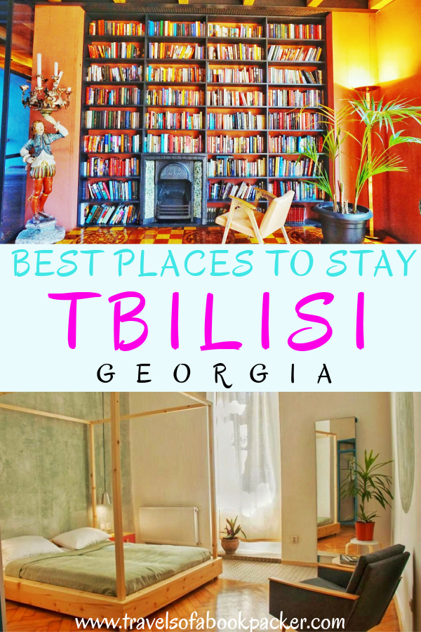 Planning a trip to Tbilisi? Here is an overview of the best areas to stay in Tbilisi and information about the best hostels in Tbilisi and best hotels in Tbilisi, Georgia. #Tbilisi #Georgia #hoteltbilisi #hosteltbilisi #tbilisiaccommodation #placestostayintbilisi #bestaccommodationtbilisi