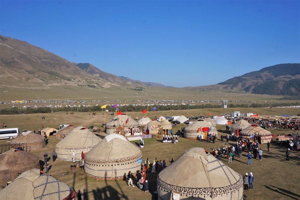 ethno village world nomad games