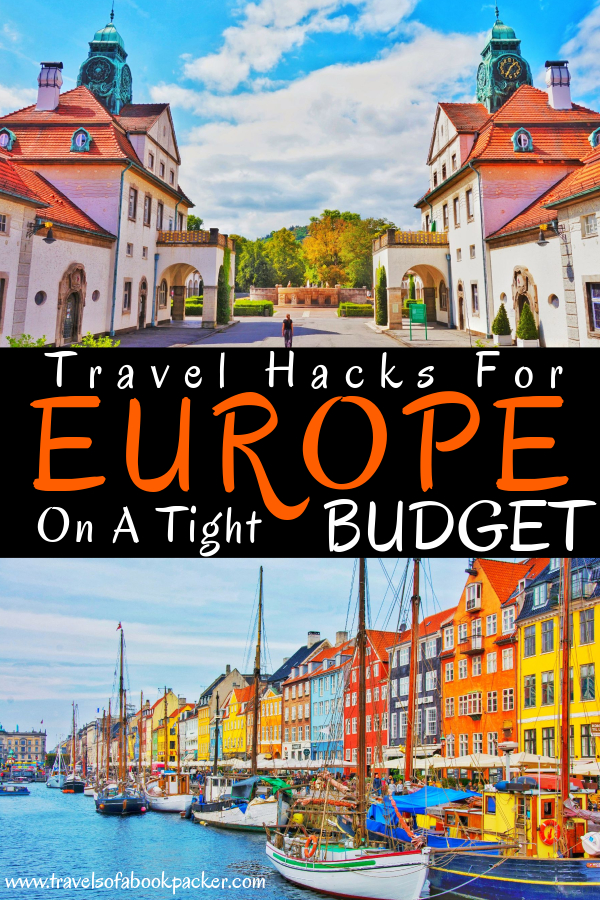 Travelling to Europe? Read about these tips for saving money and still making the most of your time on this amazing continent. #backpacking #europe #budget #travel #traveltips #europeonabudget #europeonashoestring