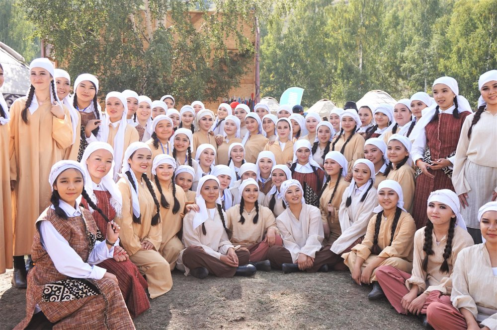 Kyrgyzstan has a rich culture and the people like to show it! Definitely one of the best things to see in Kyrgyzstan.