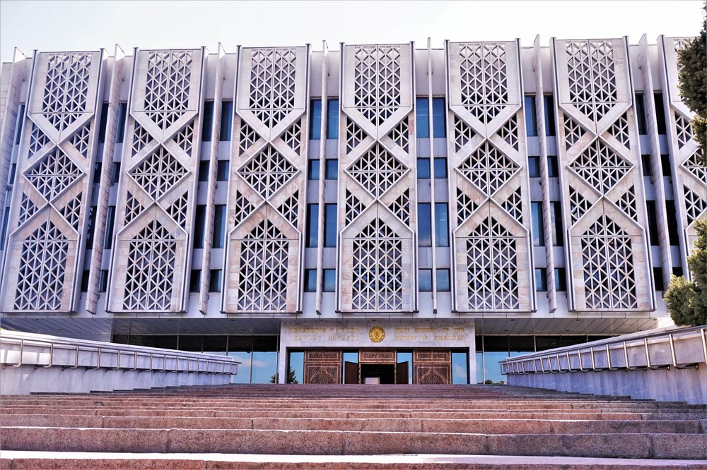 Visit the history museum is one of the best things to do in Tashkent, Uzbekistan!
