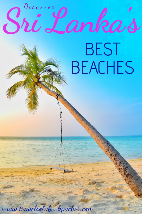 Looking for your dream beach in Sri Lanka? Read our guide to the best beaches in Sri Lanka. The best spots for surfing in Sri Lanka as well as suggestions for accommodation and other activities at these beautiful beaches. #srilanka #srilankabeach #beaches #bestbeachessrilanka #mostamazingbeaches #beautifulbeaches #travel #backpackingsrilanka #dreambeach #sandbeach