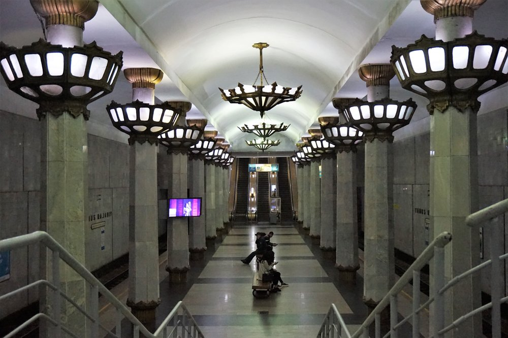 yunus rajabiy metro tashkent
