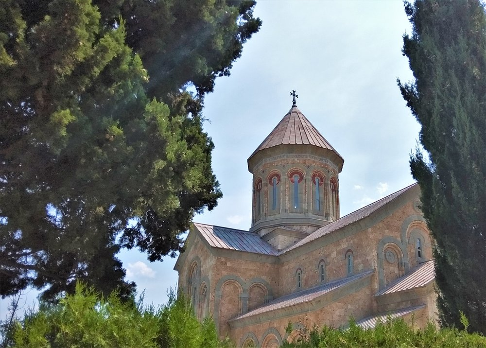 Bodme Monastery is one of the best things to see 8n Gerogia's wine region Kakheti. Explore Kakheti, Georgia's famous wine region!