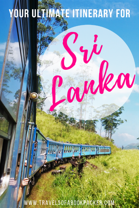 Planning a trip to Sri Lanka? Read about the best places to visit in Sri Lanka with recommended time in each so you can put together you're own Sri Lanka itinerary! #srilanka #srilankaitinerary #itinerary #asia #travel #beaches #backpacking