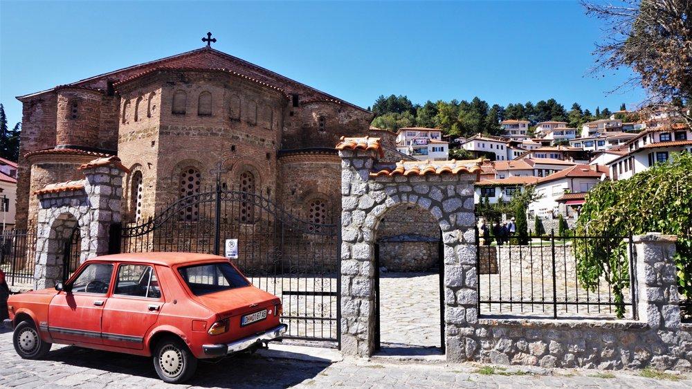 Driving in Macedonia