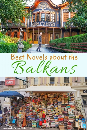 Planning a trip to the Balkans? Here is some travel inspiration for you. A reading list of the best books set in the Balkans. A collection of interesting novels about the Balkans! #books #balkans #travel #travelinspiration