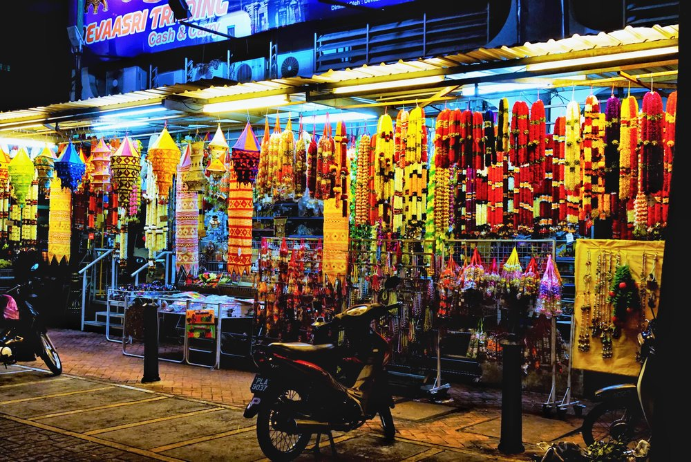 Little India is one of the best things to see in Penang! Eating some authentic Indian food is one of the best things to do in Penang during your 3 days Penang itinerary!