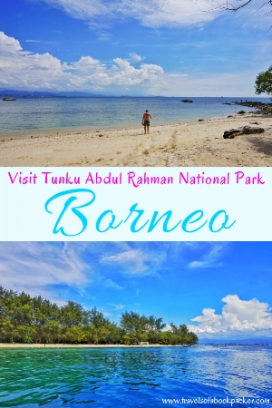 Information for how to visit Tunku Abdul Rahman National Park from Kota Kinabalu including the best islands to visit, ferry times and prices. #malaysia #borneo #islands #beaches #paradise #snorkelling #diving #nationalpark