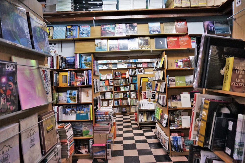 Basheer Graphic Books is a must visit and one of the best things to do in Singapore if you love books.