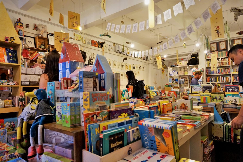 This is a gem in terms of children books, worth a visit on your book lovers tour in Singapore.