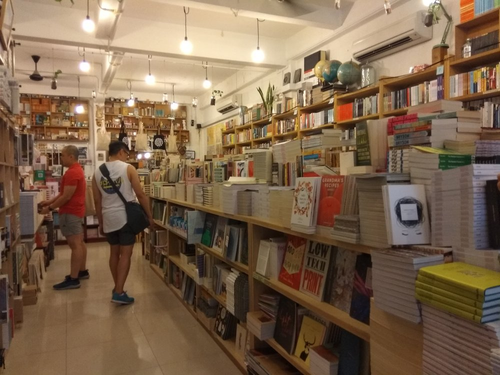Worth a visit if you love books!