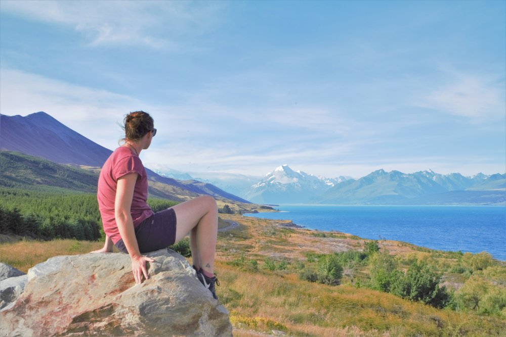 South Island Road Trip Itinerary, New Zealand