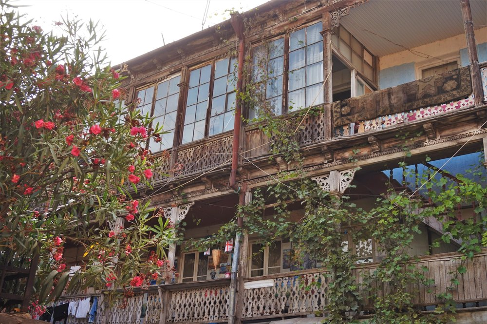 Wandering the Tbilisi old town is a must do during your 3 days Tbilisi itinerary.