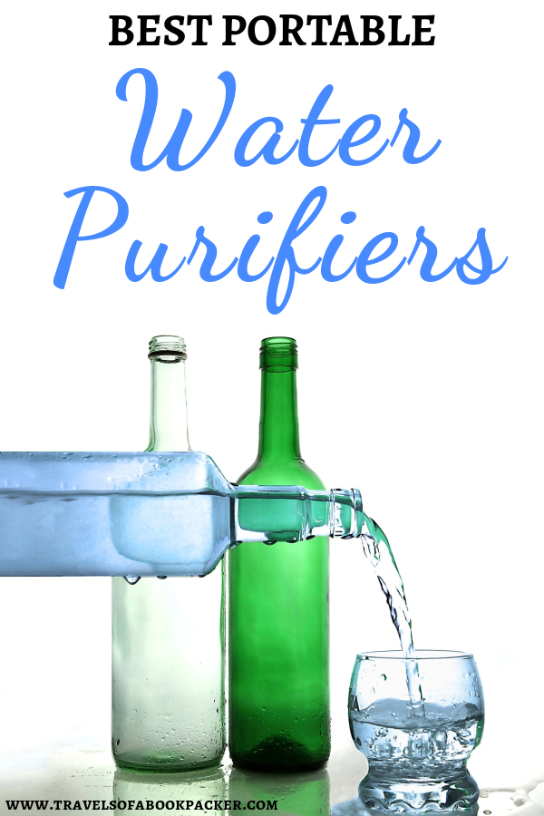 Read about a comparison of the best water purification devices to choose the one that works best for you! From water filtering bottles, UV purification devices to purification pills. Including easy comparing template! #travel #purification #travelaccessories #drinkingwater #waterpurification #waterpurifier #waterfilter #zerowaste #reducewaste #cleanwater #purifier