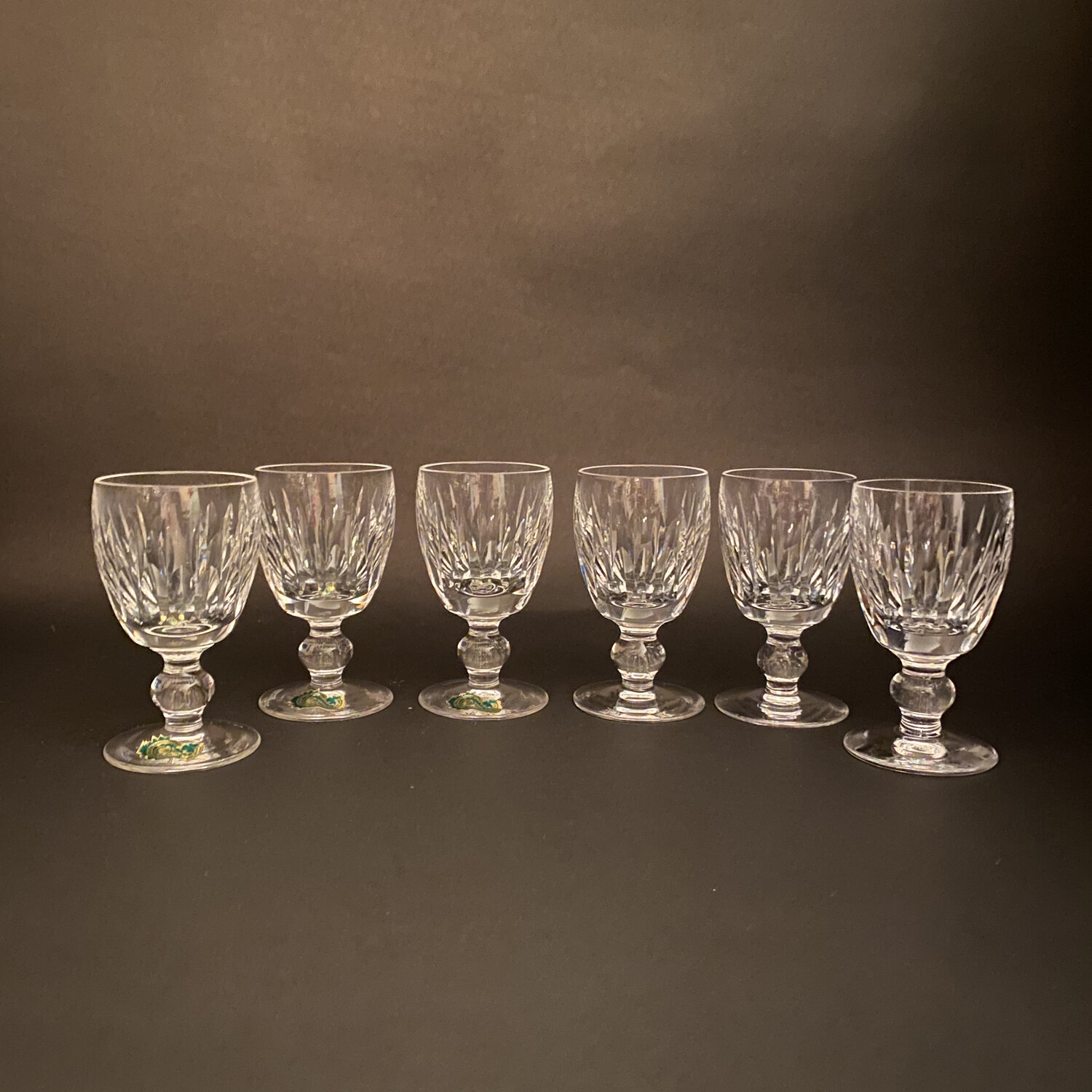 Identification marks waterford crystal Antique Crystal