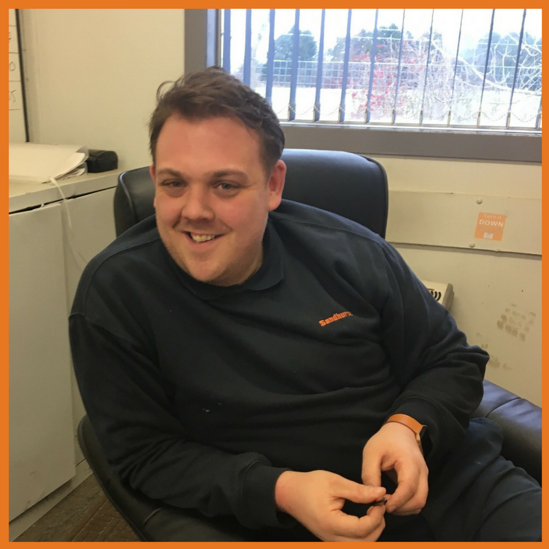 James Holliday. Regional Manager. North East.  Email.   Phone.