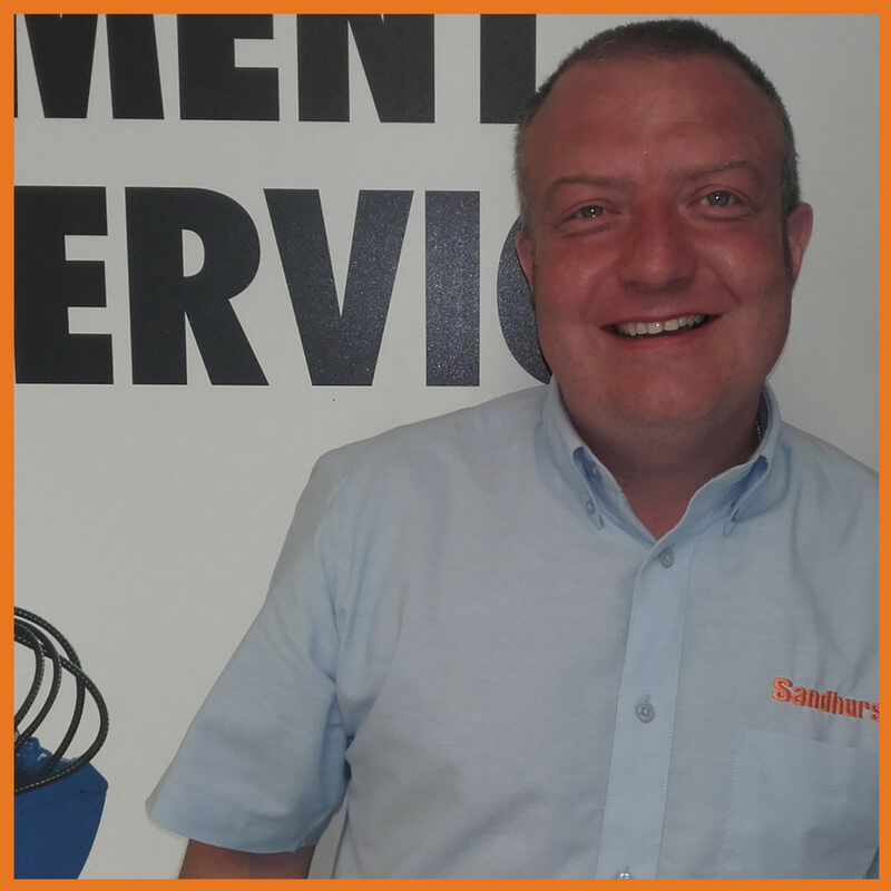 Lee Sefton. Hire Desk Controller. Midlands.  Email .  Phone.