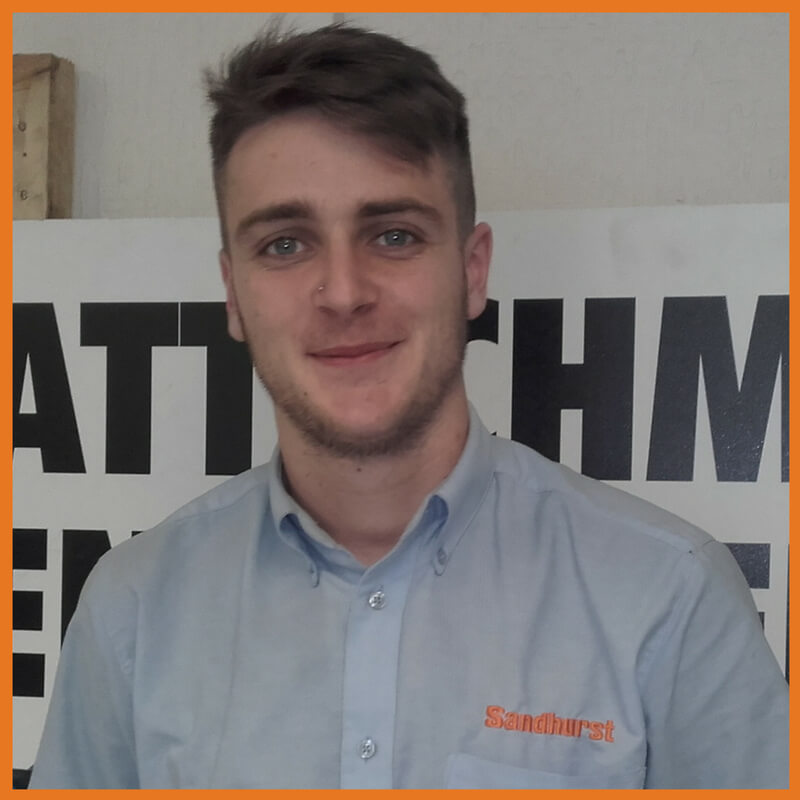 Joseph Goulding. Hire Desk Controller. Midlands.  Email .  Phone .