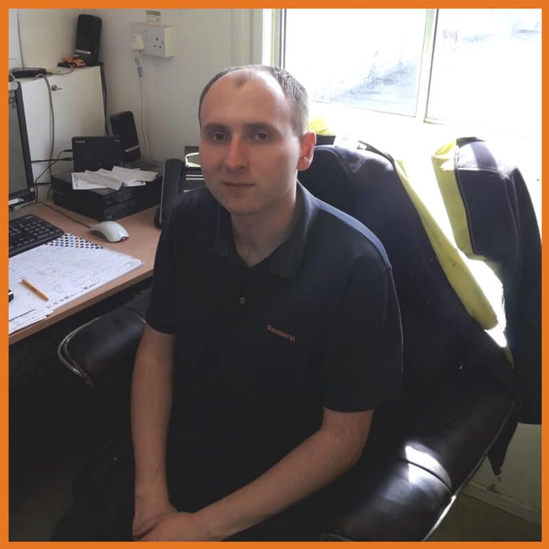 Jack Newton. Hire Desk Controller. North East.  Email .  Phone .