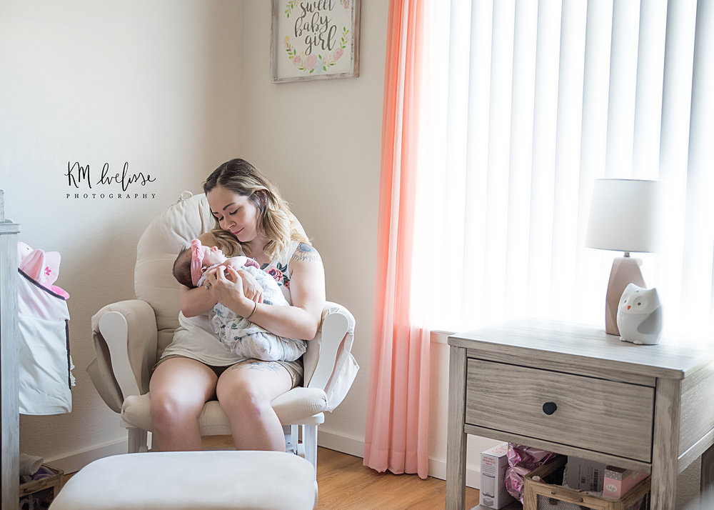 Taken in her lovely home, this lifestyle newborn session was beautiful. Lifestyle session are intimate and allow you to showcase the love and laughter of your family