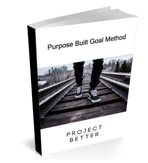 Goal setting e-book cover