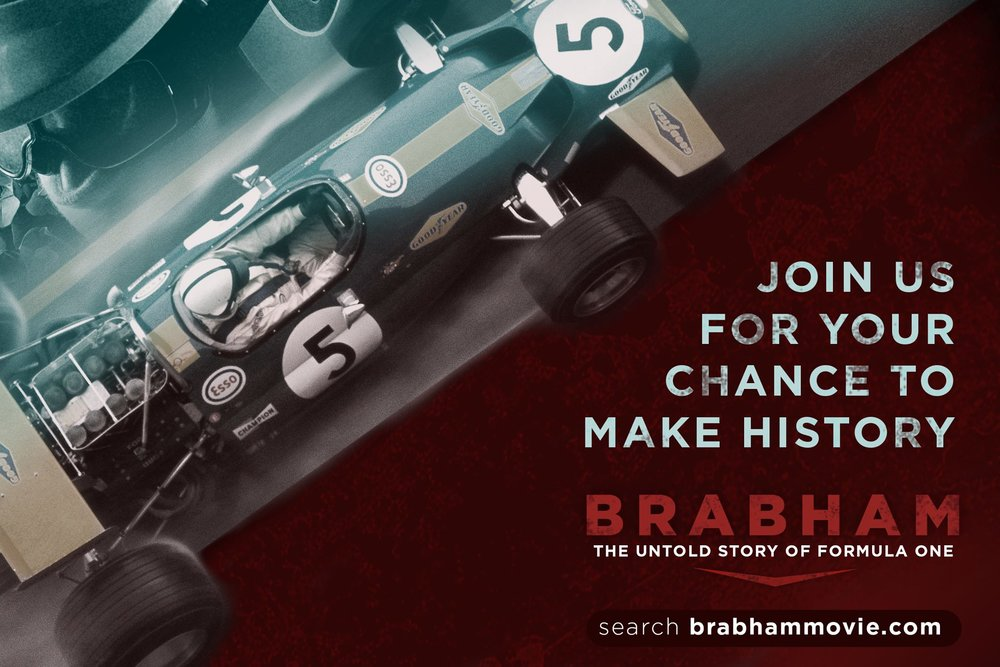 Aurora films - Preselling the untold story of formula one