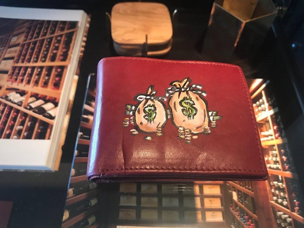 Money Bag Men's Wallet