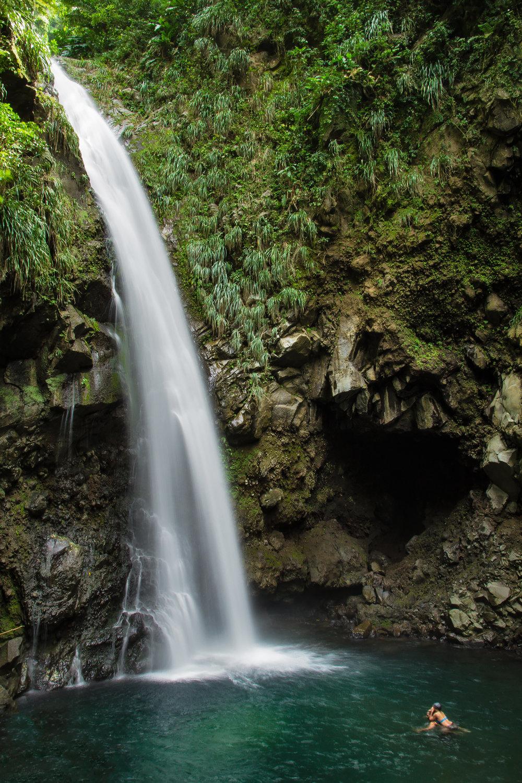 Falls of Beleine