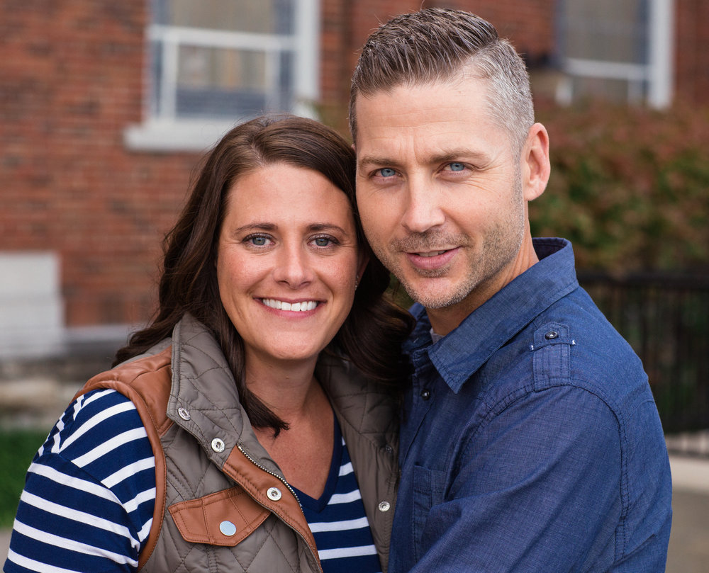 About Bryan & Shayla - Husband & Wife for 19 years. Best friends. Hope Givers. Jesus Followers. Our purpose is to share hope with the world through authentic conversation. Anguished Hearts exists to lead broken people into a powerful relationship with Jesus. Our desire is to see others experience the same freedom that we have experienced.