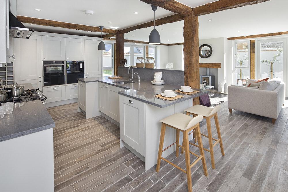Kitchen at Timber Barn.jpg