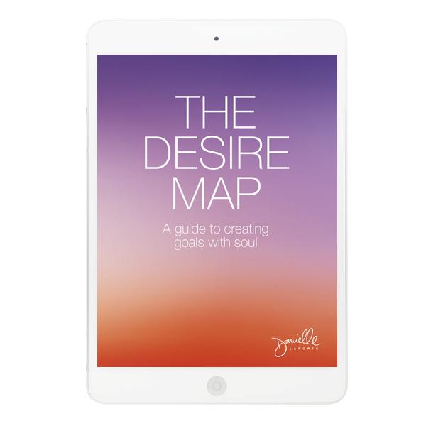 The Desire Map eBook - $22 USD
