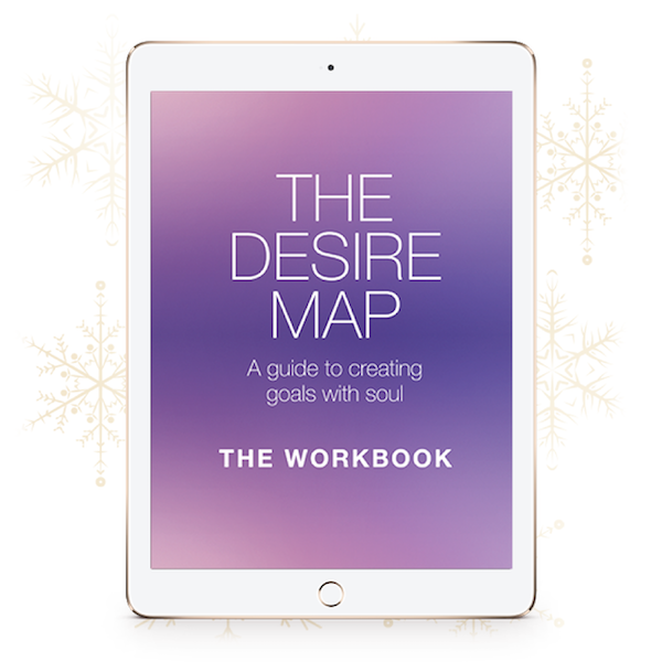 The Desire Map Digital Workbook - $12 USD