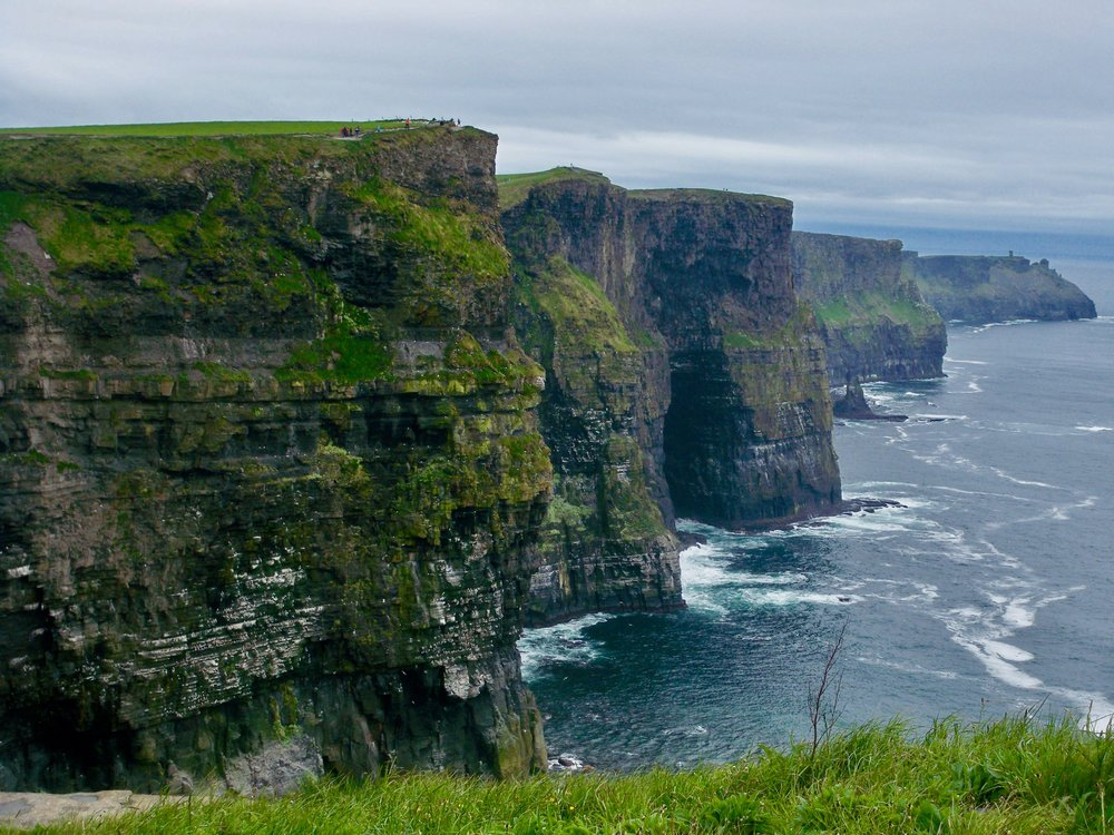 The Cliffs of Moher ~ County Clare, Ireland