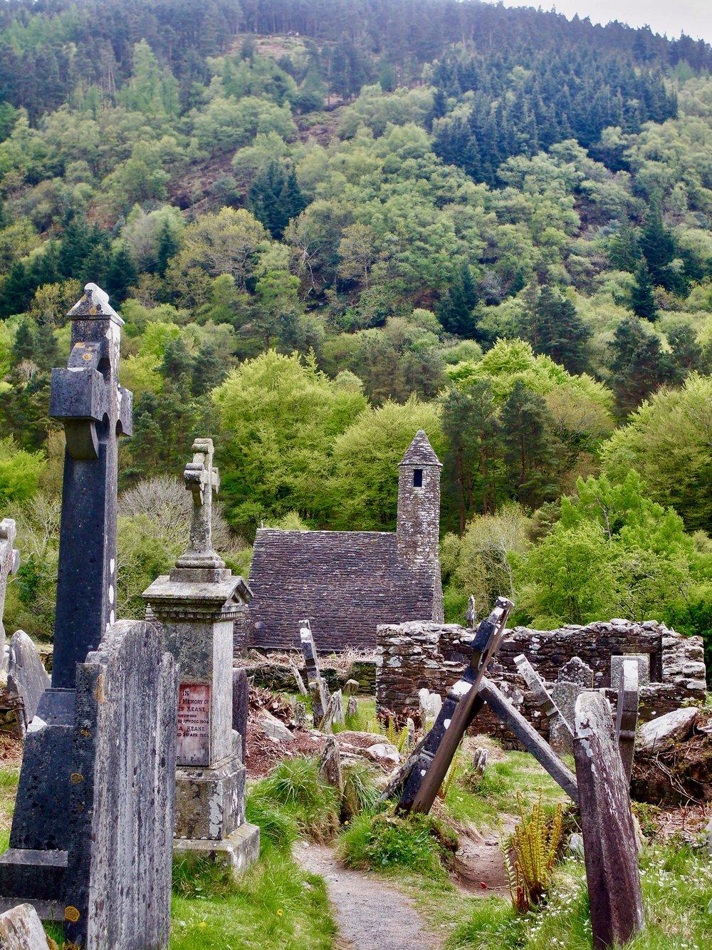 Glendalough ~ County Wicklow, Ireland
