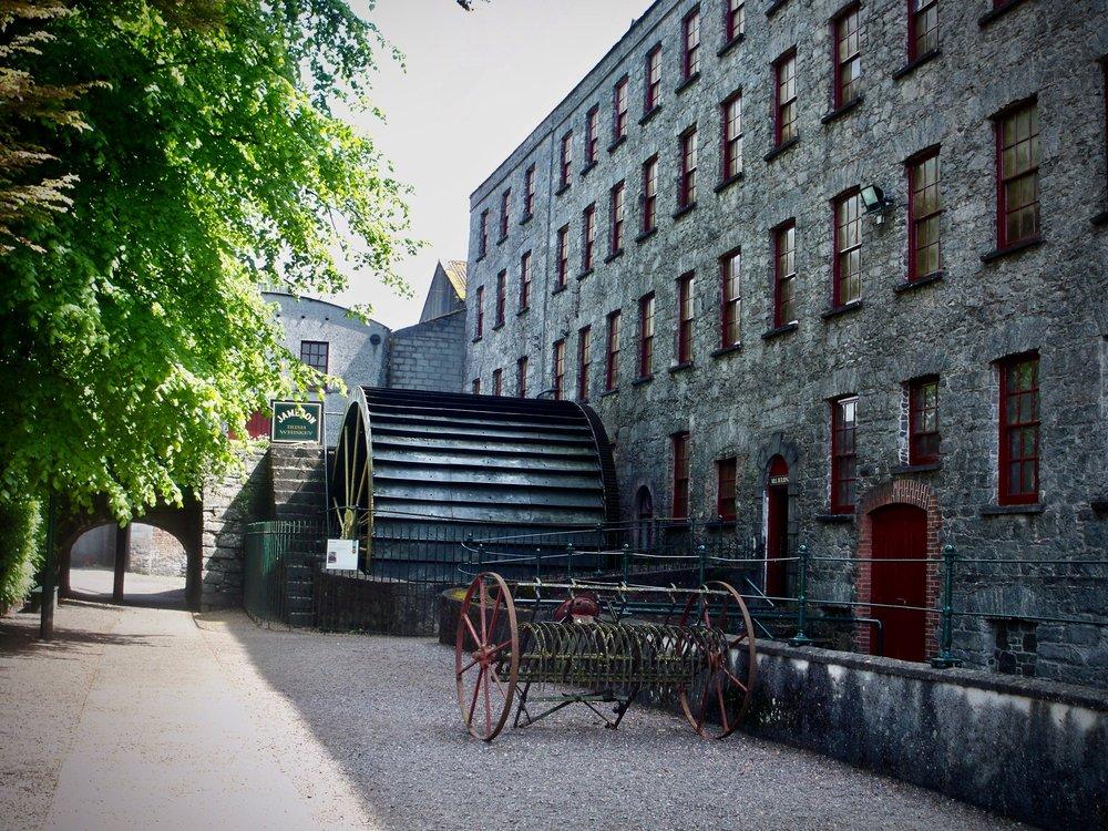 Jameson Distillery (Midleton)