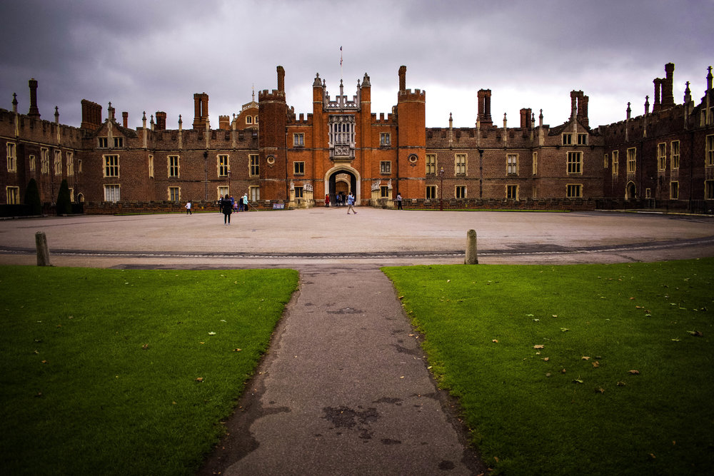 Hampton Court ~ London
