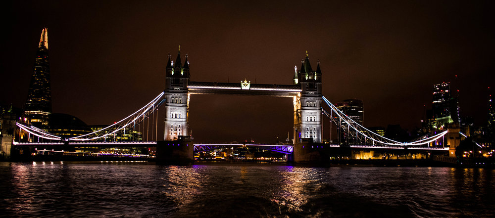 Tower Bridge ~ London