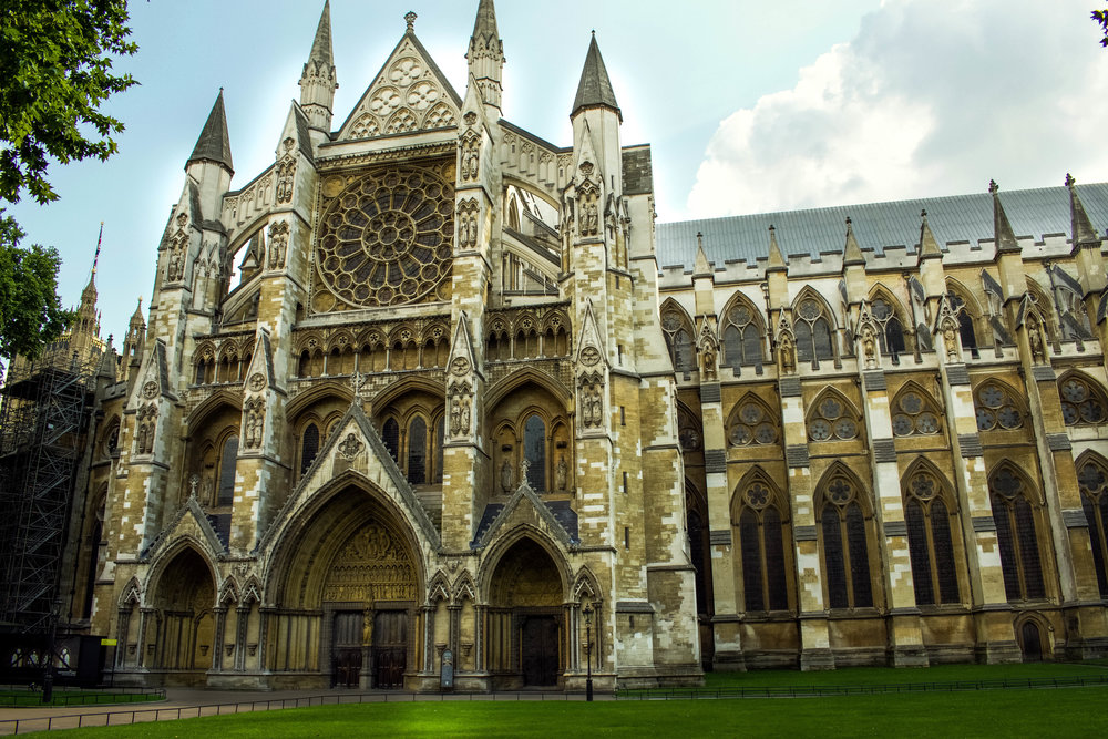 Westminster Abbey ~ London