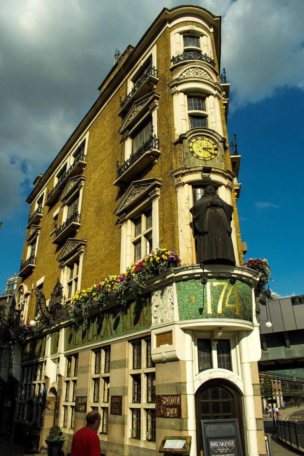 The Blackfriar ~ London