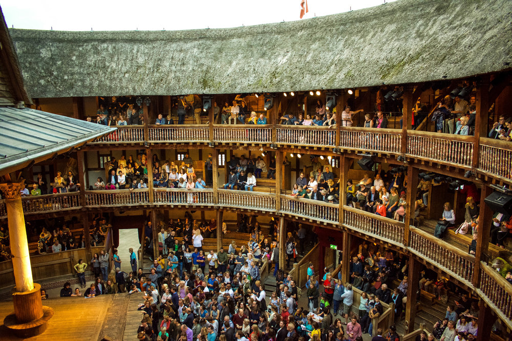 Shakespeare's Globe Theatre ~ London