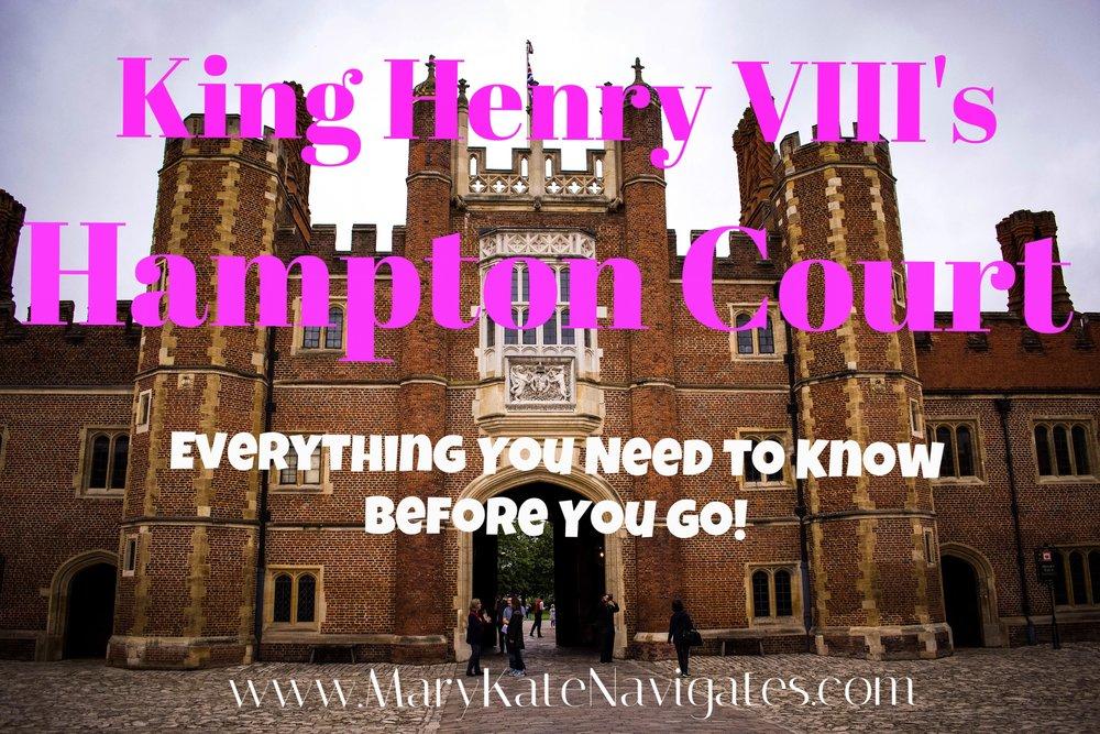 Hampton Court - London