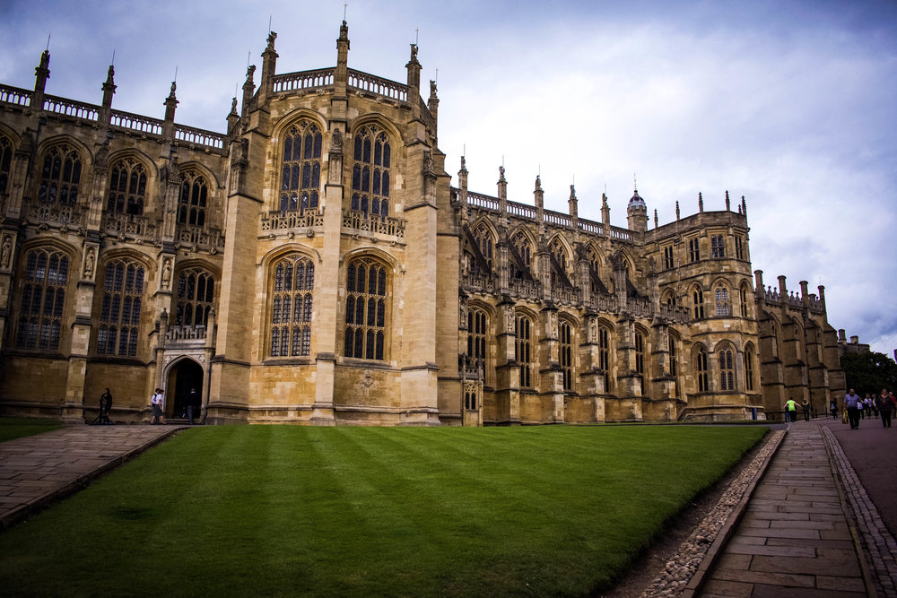 St. George's Chapel, Windsor Castle, London