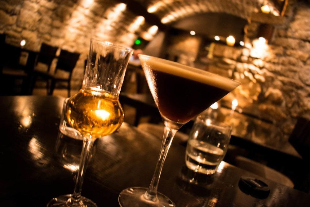 The Infamous Espresso Martini
