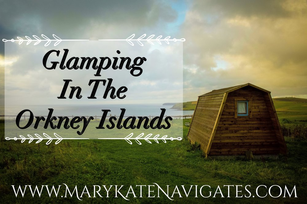 Glamping in the Orkney Islands, Wheems Organic Farm