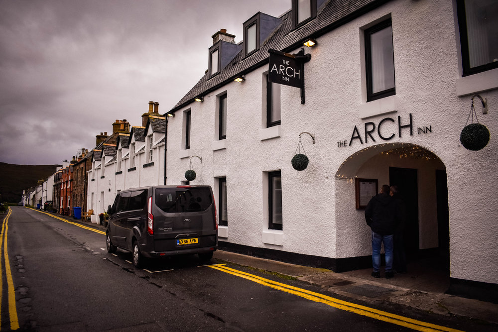The Arch Inn, Ullapool, Scotland