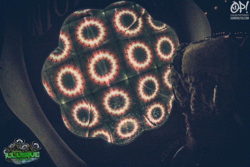 Kaleidoscopic Mandala Machine