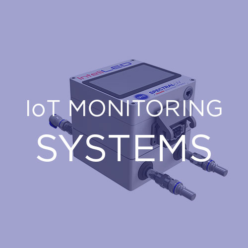Intelligent IoT monitoring technology:   Track the performance of your curing system in real time with our IoT monitoring technology, designed to keep tabs on the performance of LED systems.